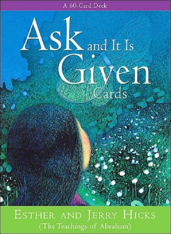 Ask & it is Given Oracle Cards | Earthworks