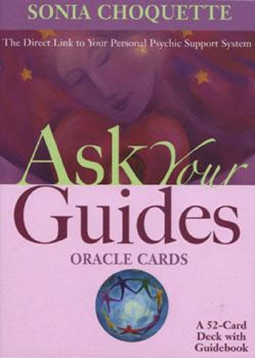 Ask Your Guides Oracle Cards | Earthworks