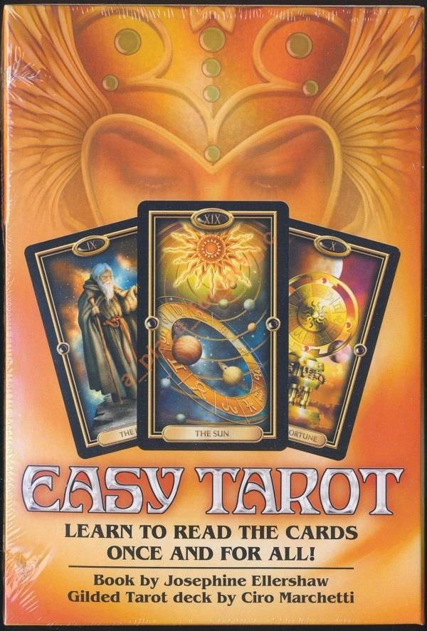 Easy Tarot Set | Earthworks