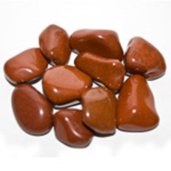 Red Jasper Tumbled | Earthworks