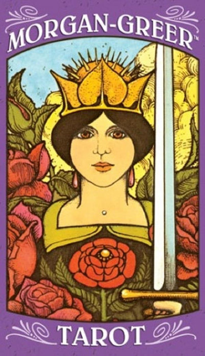 The Morgan-Greer Tarot Deck | Earthworks