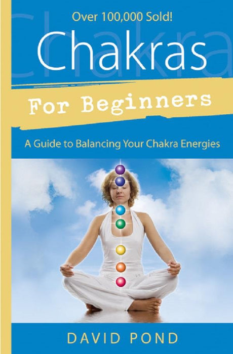 Book Chakras for Beginners | Earthworks