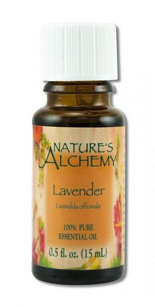 Nature's Alchemy Lavender Oil 15ml | Earthworks