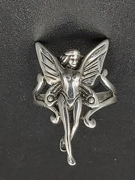 Ring Fairy Sterling Silver | Earthworks