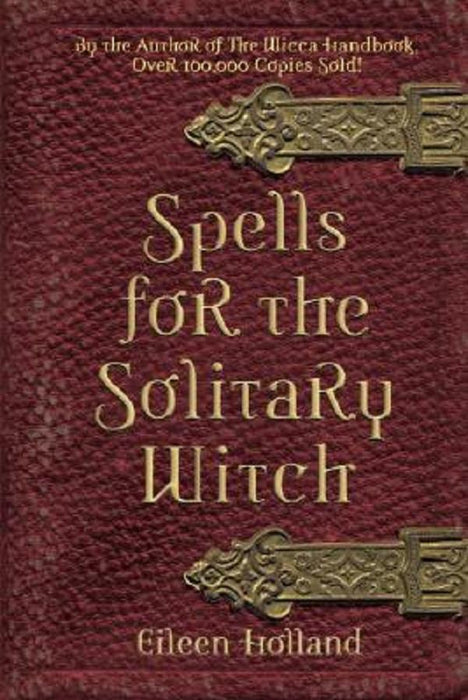 Book Spells for the Solitary Witch | Earthworks