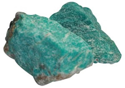 Amazonite Rough | Earthworks