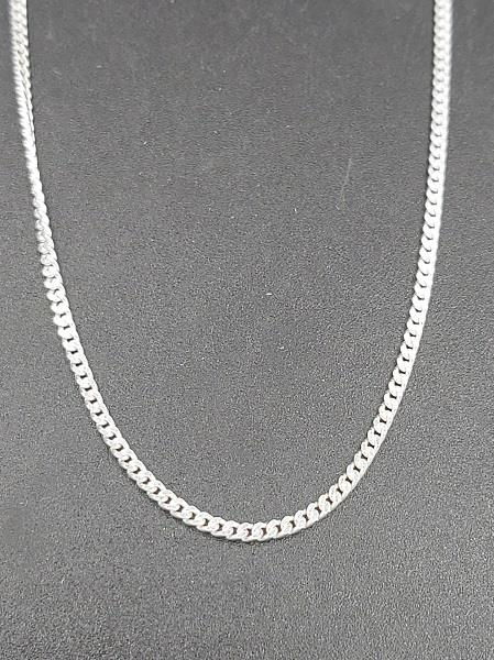 "20"" Sterling Silver Chain Curb"