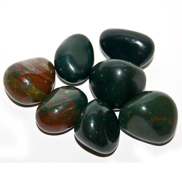 Bloodstone Tumbled | Earthworks