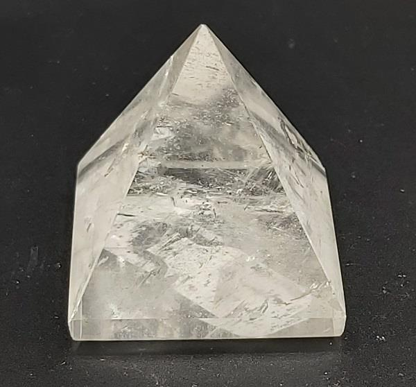 Quartz Crystal Pyramid 52g Approximate