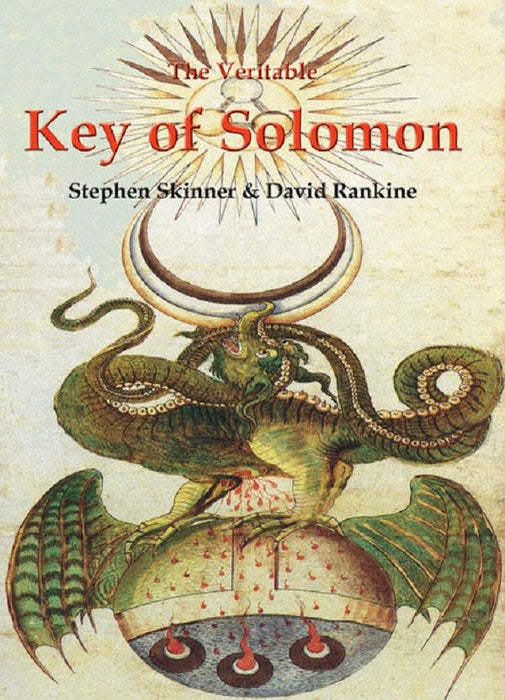 Veritable Key of Solomon | Earthworks