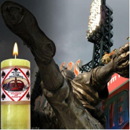 Hoodoo Motor City Candle - Crown of Glory | Earthworks