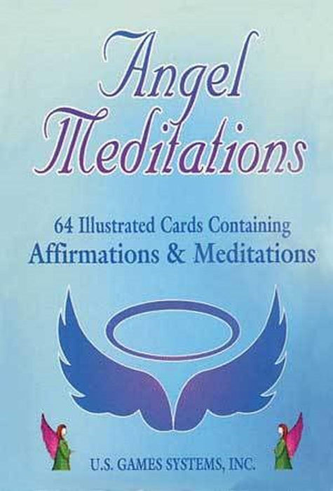 Angel Meditation Cards | Earthworks