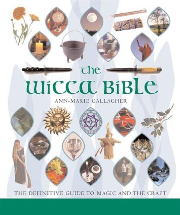 Book The Wicca Bible | Earthworks