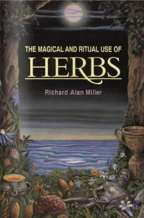 Book The Magical & Riutal use of Herbs | Earthworks