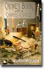 Book - Crone's book of Charms & Spells | Earthworks