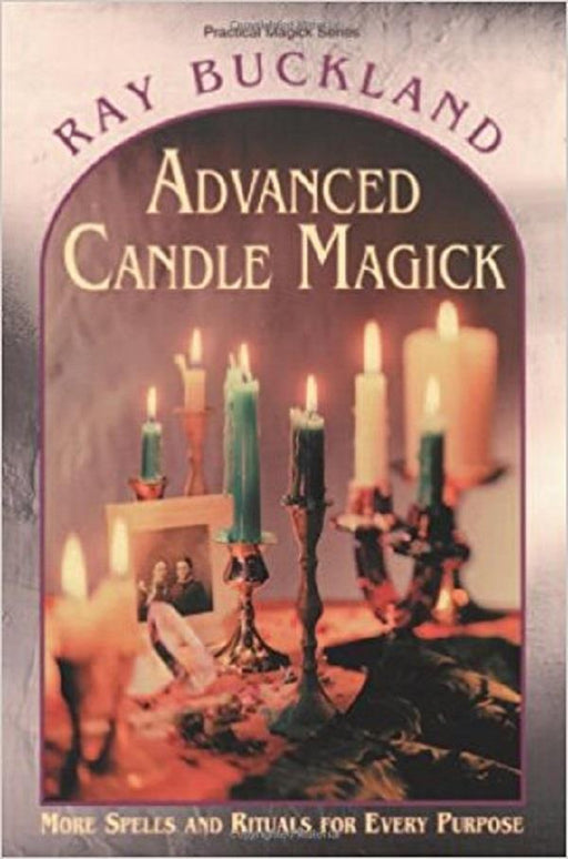Book - Advanced Candle Magick | Earthworks