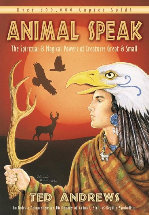 Book Animal Speak | Earthworks