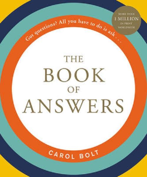 The Book of Answers | Earthworks