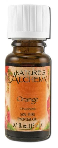 Nature's Alchemy Oil Orange 15ml | Earthworks