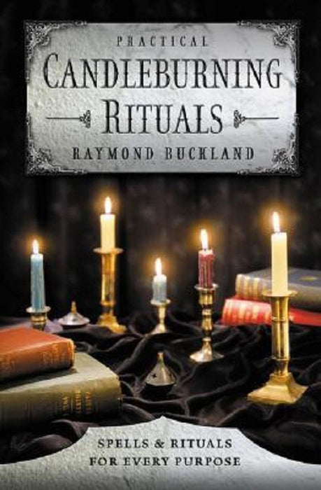 Book - Practical Candle Burning Rituals | Earthworks