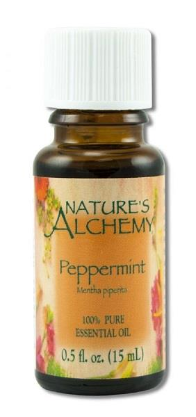 Nature's Alchemy Oil Peppermint 15ml | Earthworks
