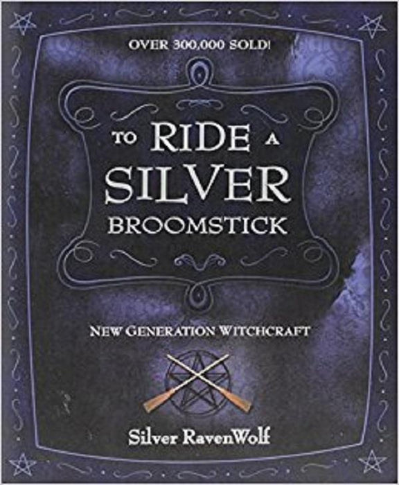 Book - To Ride a Silver Broomstick | Earthworks