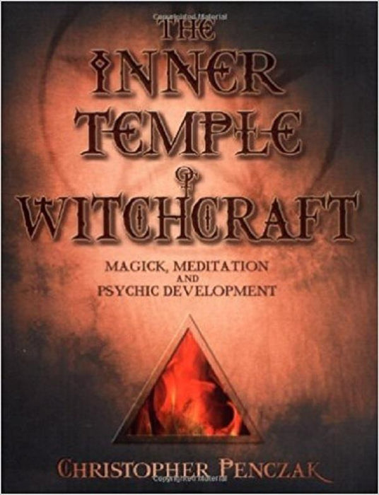 Book - The Inner Temple of Witchcraft | Earthworks