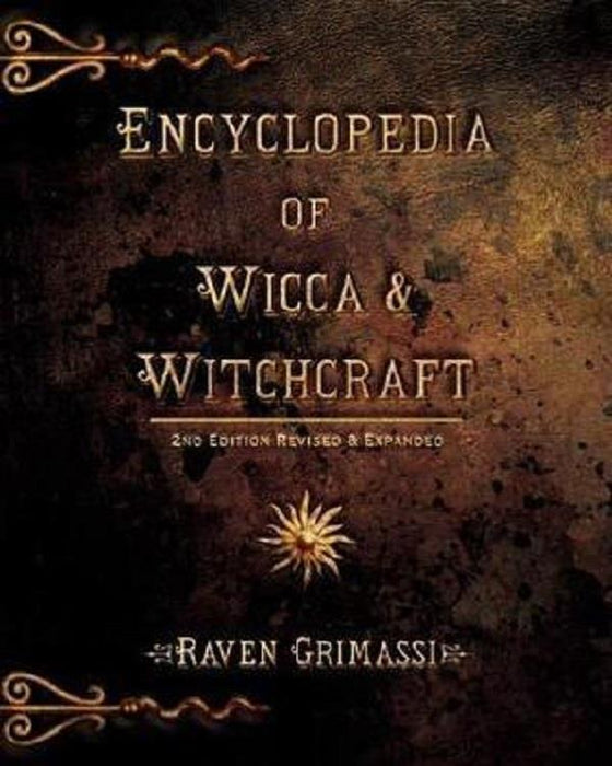 Book - Encyclopedia of Wicca & Witchcraft | Earthworks