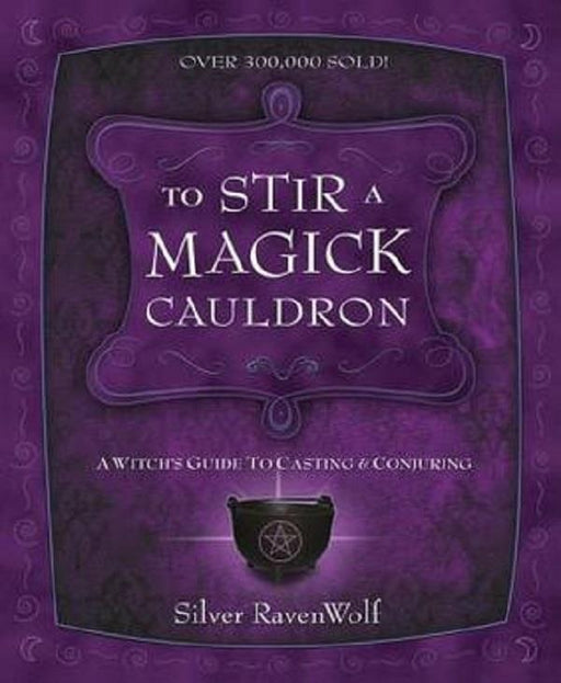 Book - To Stir a Magic Cauldron | Earthworks