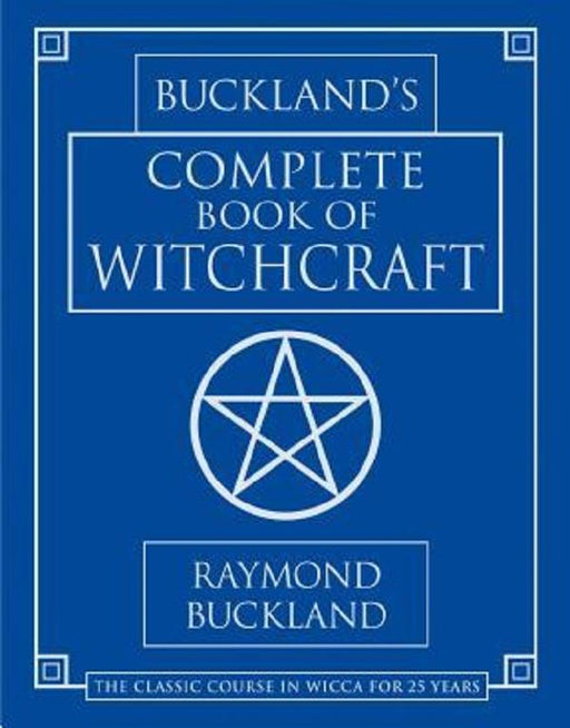 Buckland's Complete book of Witchcraft | Earthworks