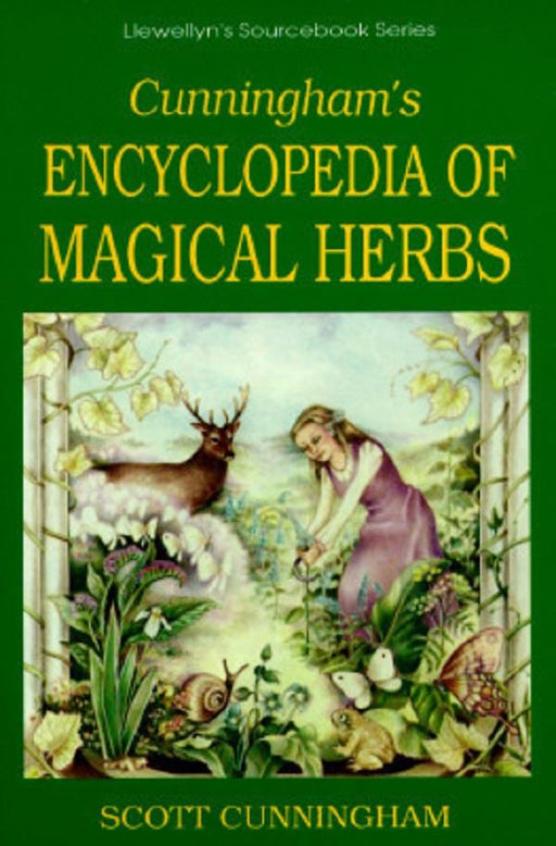 Cunningham's Encyclopedia of Magical Herbs | Earthworks