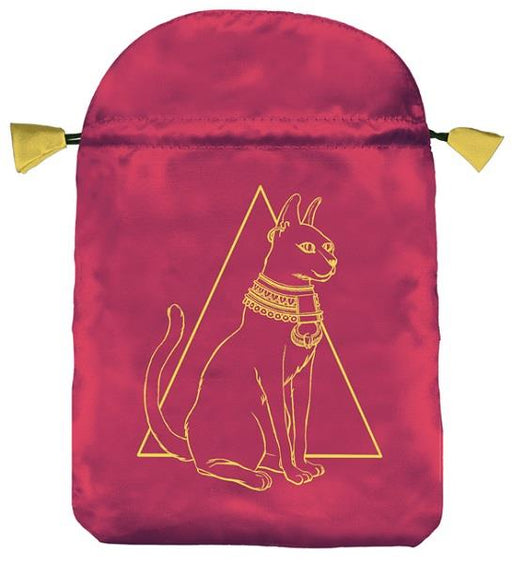 Egyptian Cat Tarot Bag | Earthworks