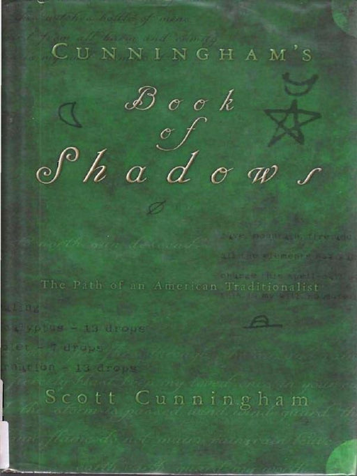Book Cunningham's Book of Shadows | Earthworks