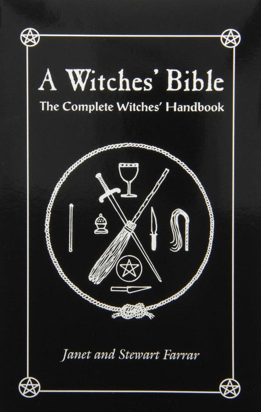 Book A Witches' Bible | Earthworks