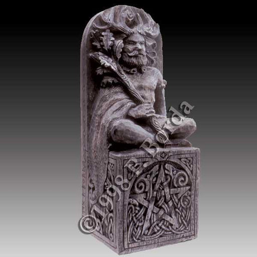 Seated God Stone Finish | Earthworks