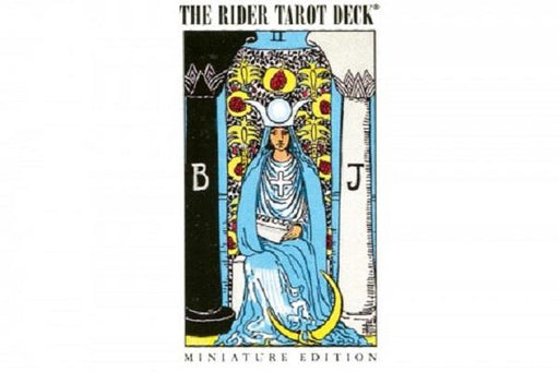 Rider Waite Tarot Deck Mini | Earthworks