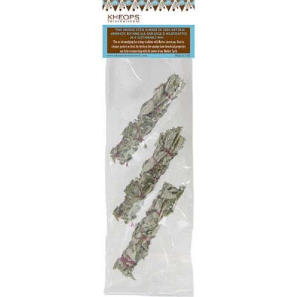 Mugwort Smudge Sticks 4.5"