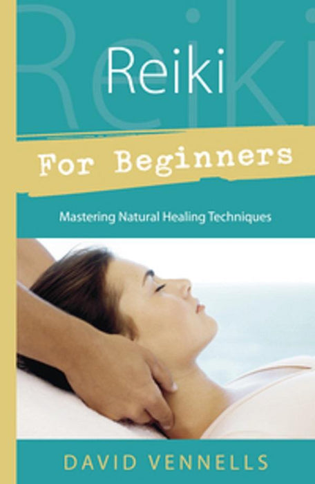 Book - Reiki for Beginners | Earthworks