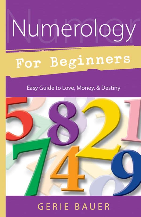 Book Numerology for Beginners | Earthworks