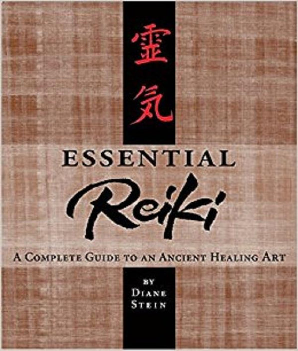 Book - Essential Reiki | Earthworks