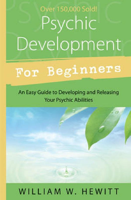 Book Psychic Development for Beginners | Earthworks