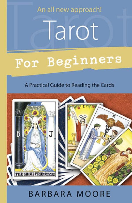 Book - Tarot for Beginners | Earthworks