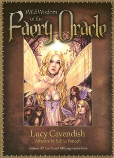 Wild Wisdom of the Faerie Oracle | Earthworks