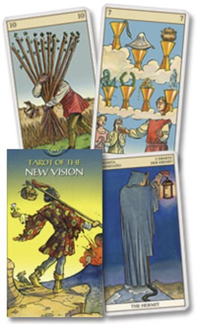 Tarot of the New Vision Deck | Earthworks