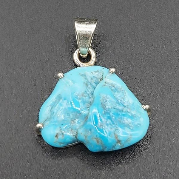 Pendant Turquoise Sterling Silver