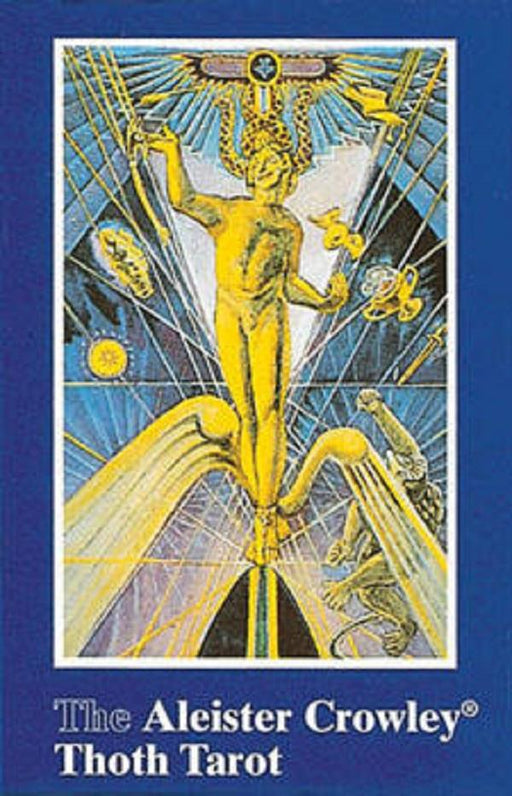 Tarot - Alester Crowley Thoth Tarot Deck | Earthworks