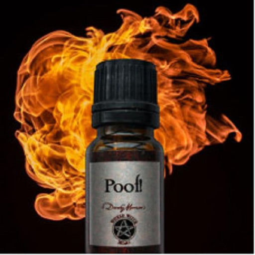 Wicked Witch Mojo Oil Poof! | Earthworks