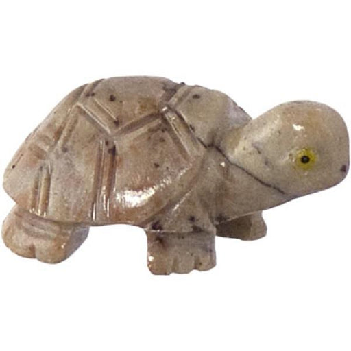 Spirit Animal Dolomite Turtle 1.25"