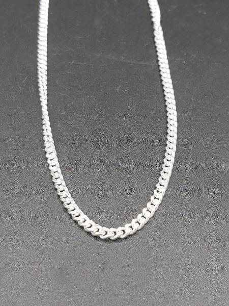 "24"" Sterling Silver Chain Curb"