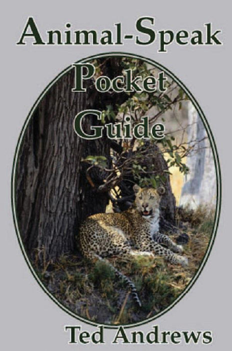 Book Animal Speak Pocket Guide | Earthworks